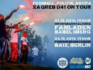 NK Zagreb 041 on Tour