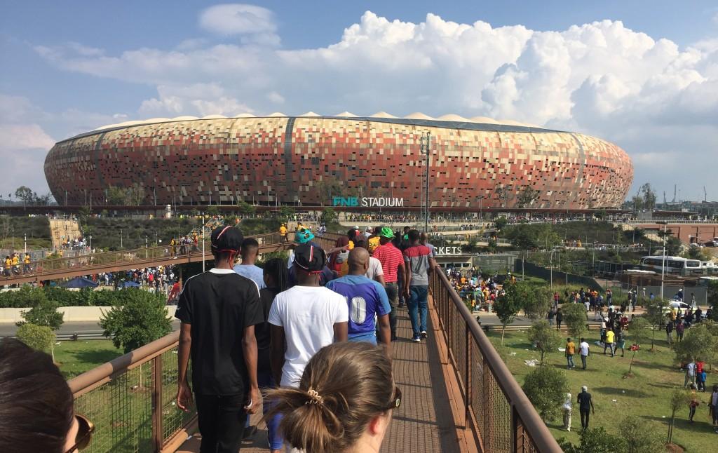 Ehemalige WM Arena: FNB Stadium