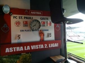 Stadionführung St. Pauli IV