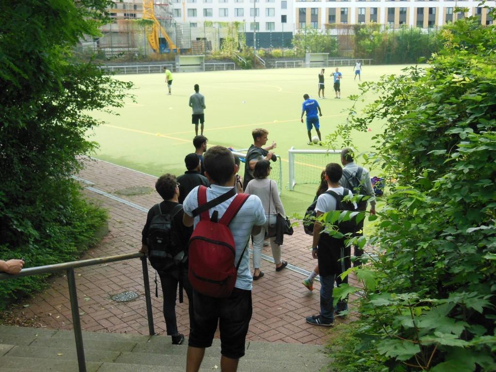 Jugendaustausch mit Ágora XXI (5)