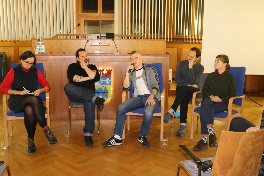 Ihor Kovtun gibt einen Einblick in die Fanszene von Zorya Luhansk