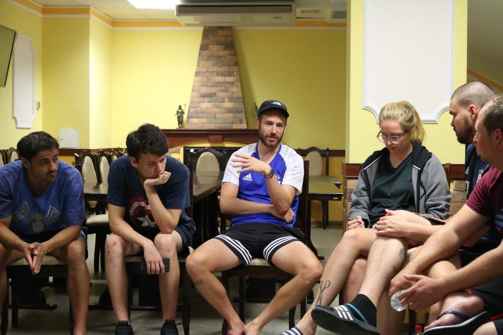 Diskussion über den Status Quo der Fankultur in der Ukraine und Deutschland